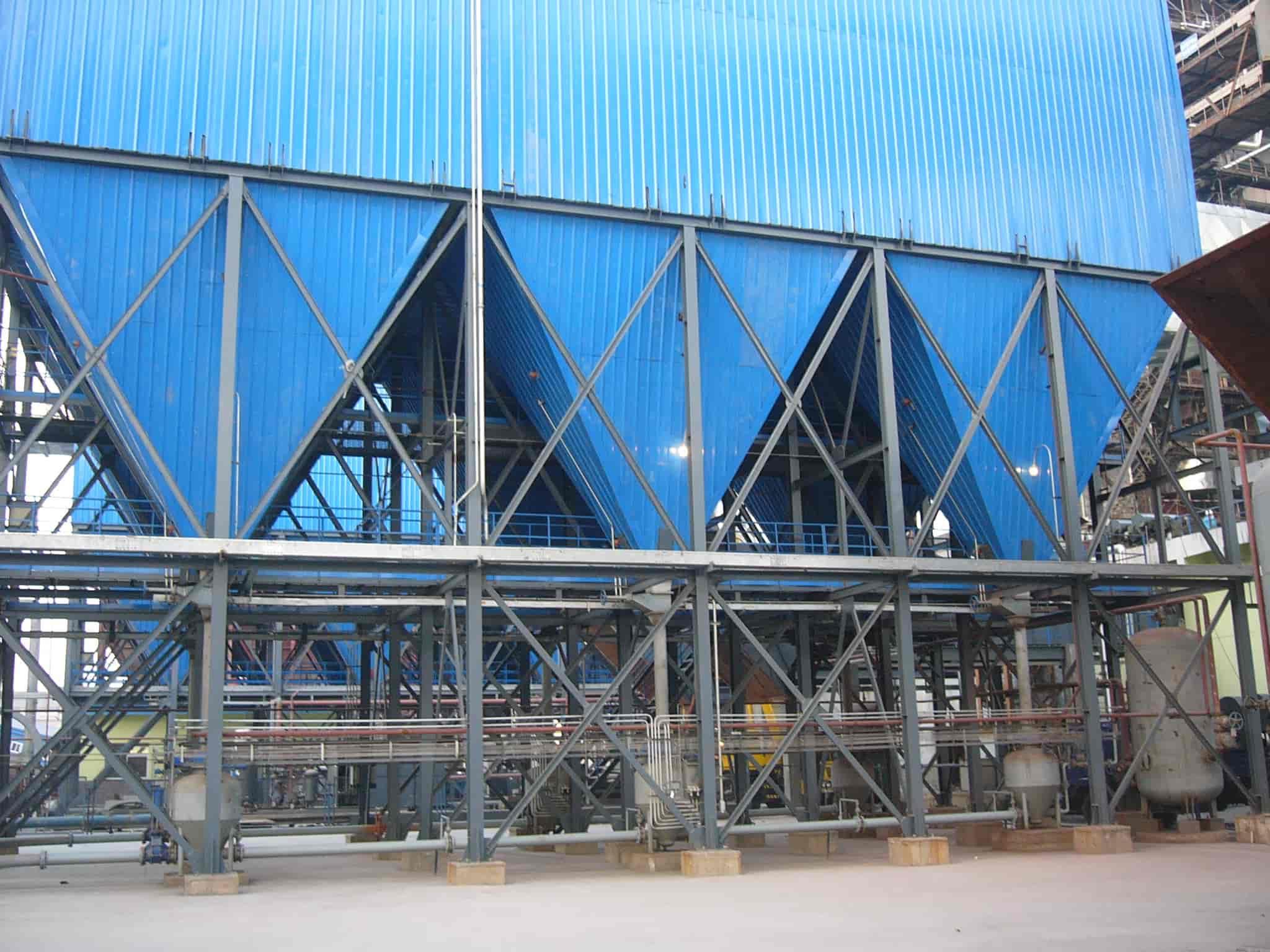 电厂气力shu灰系统